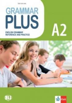 Grammar Plus A2 - граматика с упражнения по английски език за ниво А2