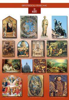 Табло по изобразително изкуство за 7. клас №2: Европийски Ренесанс
