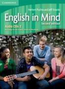 English in Mind 2 (2nd Edition): Audio CDs (3)