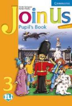 Join Us for English - Pupils Book 3: Учебник по английски език