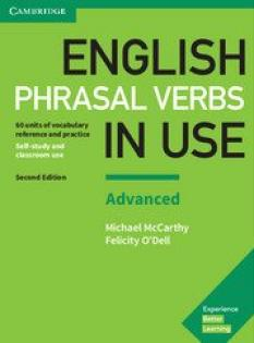 English Phrasal Verbs in Use 2nd edition - Advanced Book with answers