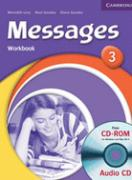 Учебна тетрадка: Messages - Workbook with Audio CD 3