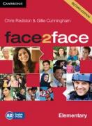face2face Elementary Class Audio CDs (3) (Second edition)