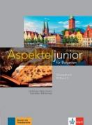 Aspekte junior für Bulgarien B1 band 1 Ubungsbuch + Audio-CD