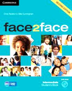 face2face Intermediate Student`s Book with DVD-ROM - учебник по английски език (Second edition)