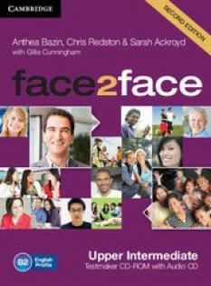 face2face Upper-intermediate Testmaker - CD-ROM (Second edition)