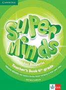 Super Minds for Bulgaria 4th grade Teachers Book