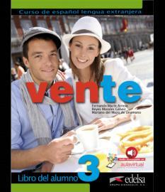 Vente 3: учебник по испански език (ниво B2)