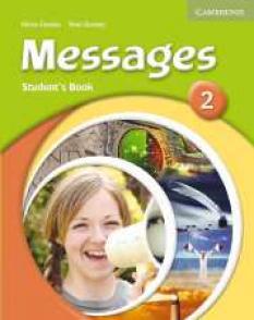 Учебник по английски език - Messages 2, Students Book